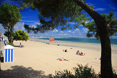 France's sandy beaches
