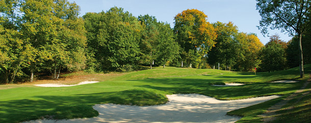 Chateau d'Augerville golf course