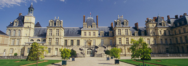 Golf holidays in fontainebleau near paris for Hotel fontainebleau france