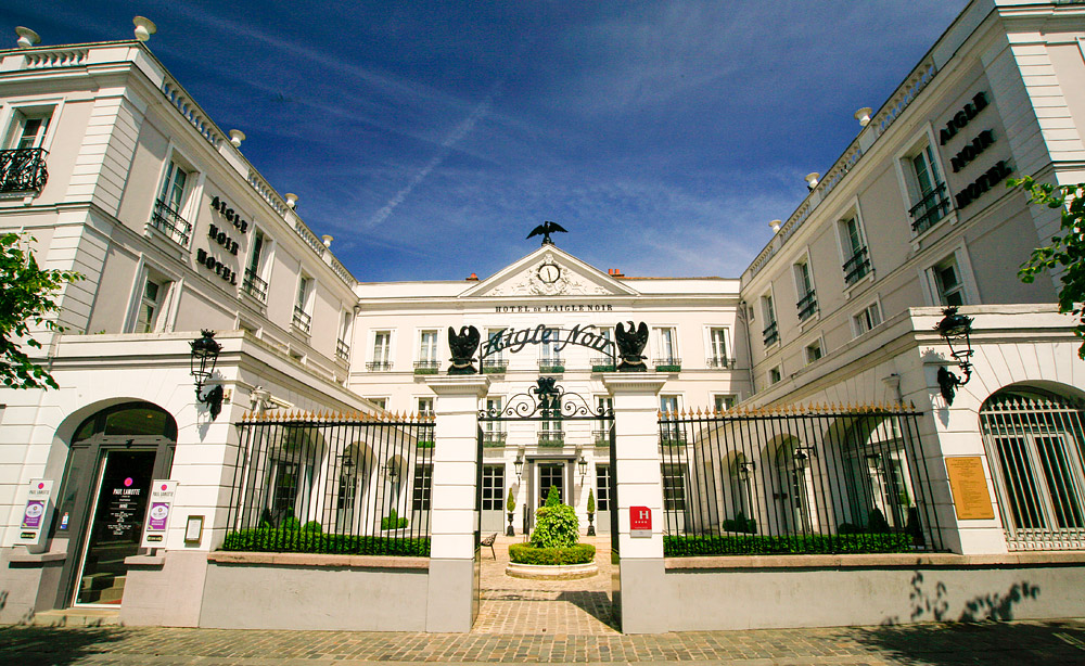 Golf breaks to fontainebleau paris france for Boutique hotel fontainebleau