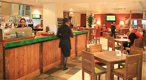 Marriott Breadsall Priory - bar and grill