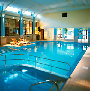 Marriott Breadsall Priory - pool