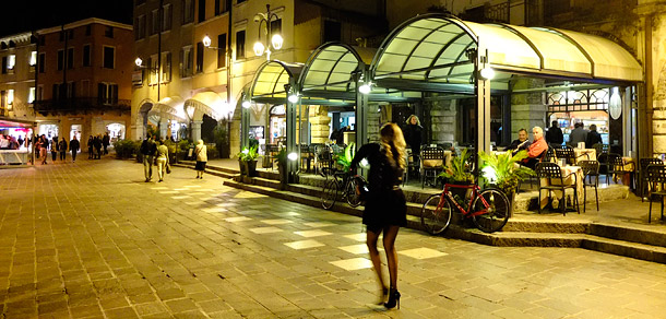 Desenzano after dark