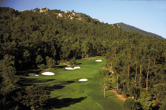 Penha Longa - The Atlantic course