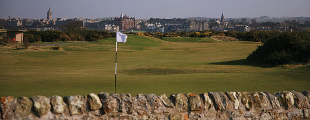 St. Andrews - Eden Course
