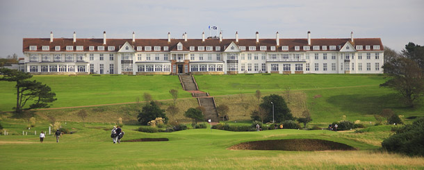 Turnberry Hotel and Spa, Troon, Prestwick, Kilmarnock