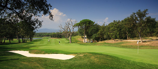 PGA Catalunya Stadium golf course
