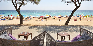 Platja d'Aro - from your patio