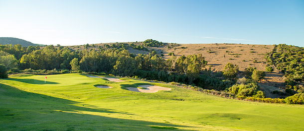 Alcaidesa Heathland golf course