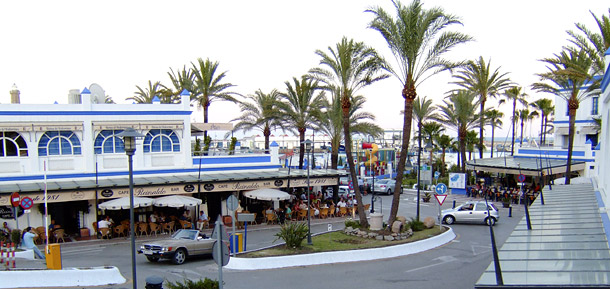 Estepona pleasue port