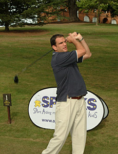 SPARKS golf events