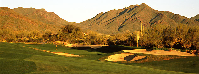 Golf in Arizona (Grayhawk)