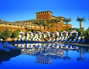 Westin Kierland - One of the hotel's pools