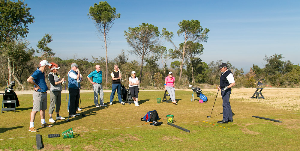 Winter Golf Schools And Golfing Academy Holidays With Lee Johnson