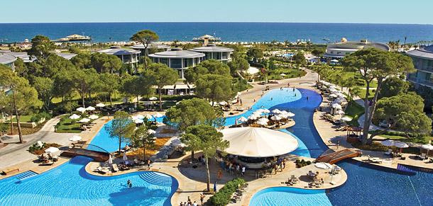 Calista Luxury Hotel Belek Turkey